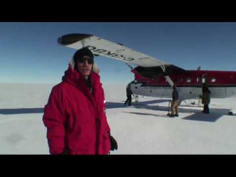 NASA | PIG Ice Shelf: First Contact