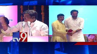 Rajendra Prasad is my Guru - Actor Brahmanandam at Padma Mohana Awards