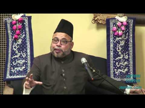 Maulana Sadiq Hasan Majlis 1 1434 Jashn-e-Wiladat Bibi Fatema Zehra (S.A)