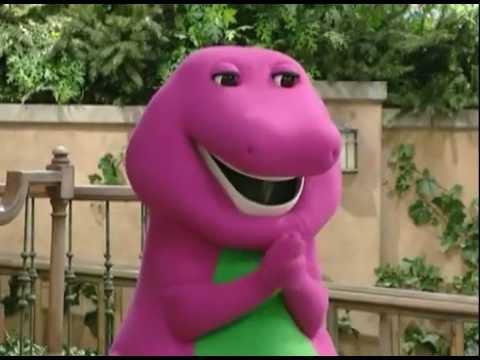 Marito Baracus - Barney el dinosaurio