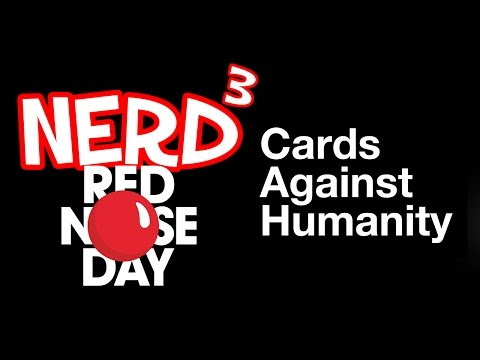 Nerd³'s Big Stream - Cards Against Humanity - Jay