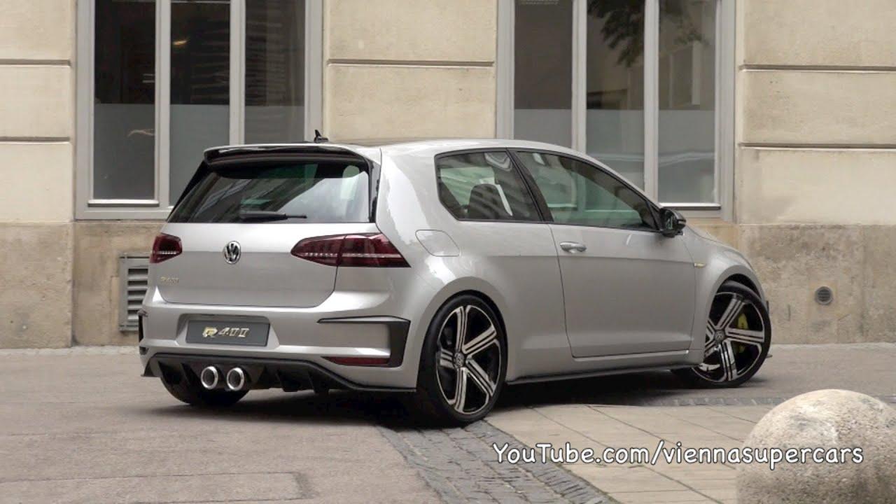 Vw Golf R400 >> FIRST EVER!!! Golf R400 - Start & Sound!! - YouTube