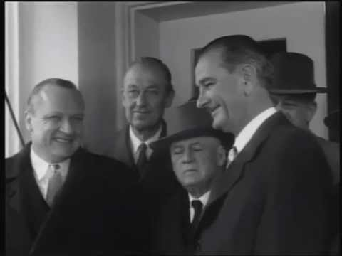 LBJ on Age: A Young Leader