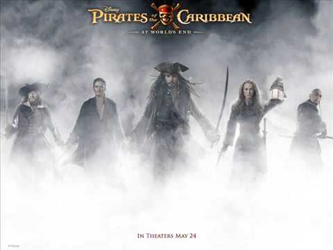 12 Pirates Of The Caribbean 3 - One Day video