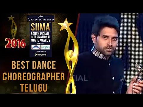 Siima 2016 Best Dance Choreographer Telugu | Jani Master - Temper thumbnail