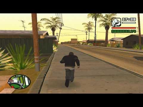 Gta San Andreas - Mod 2012 [PROTOTYPE]+[INSTRUCCIONES]