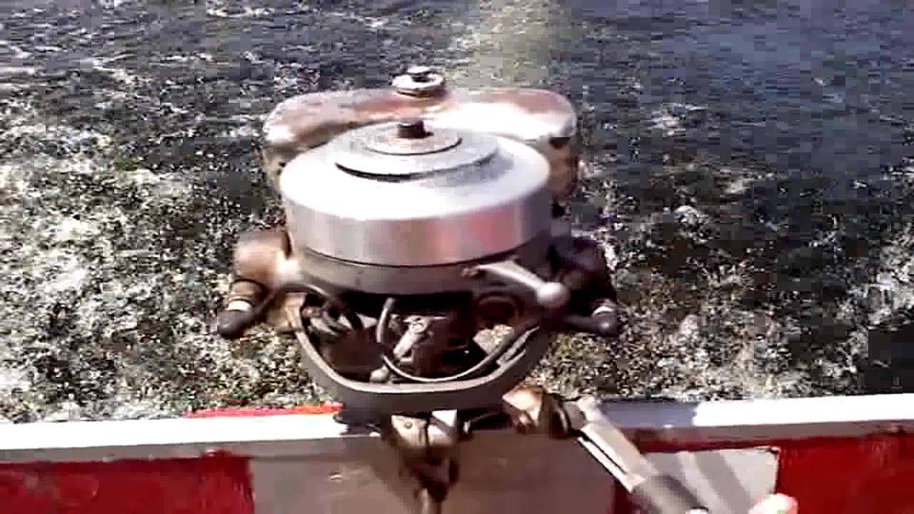 1939 Evinrude Elto Handitwn 3hp Antique Outboard Boat