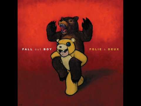 Fall Out Boy - WAMS [+ Lyrics]