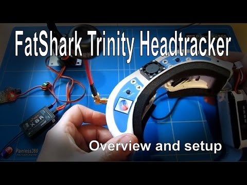 RC Reviews – FatShark Trinity Headtracker