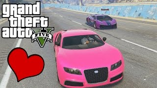 TUNNEL OF LOVE!!! - GTA 5 Funny Moments