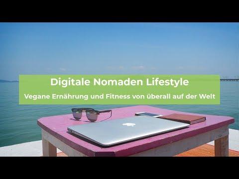 Digitale Nomaden Lifestyle | Vegan Ernährung & Fitness | Teil 2 | VEGAN PODCAST #293