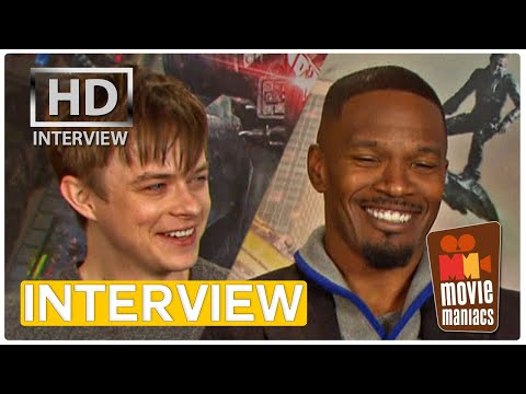 Amazing Spider-Man 2 | Villains Talk: Jamie Foxx & Dane DeHaan INTERVIEW