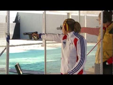 06.09.2012 второй день ЧМ по пулевой стрельбе
