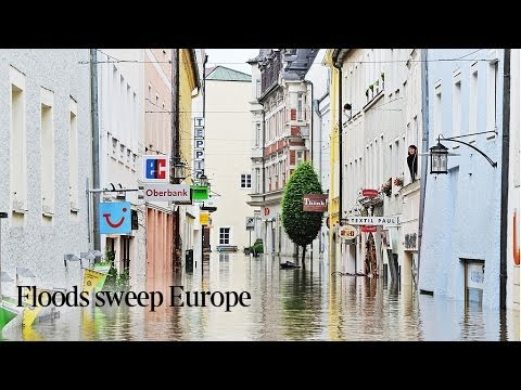 Europe Flood update for River Cruisers Call 1800 130 635