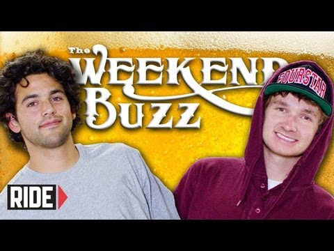 Paul Rodriguez & Shane O'Neill on 'Lil Wayne, Street League, Jason Dill & more! Weekend Buzz ep. 25
