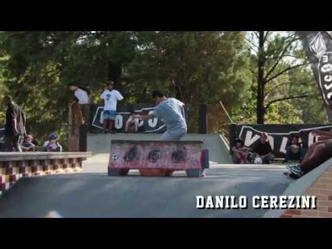 Danny Cerezini, Carlos Ribeiro e amigos no Brasil Skate Camp