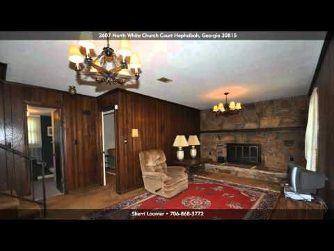 2607 North White Church Court, Hephzibah 30815, Georgia - Virtual Tour