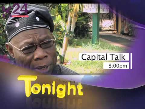 Tonight On Capital Talk with former Nigerian President, Olusegun Obasanjo.