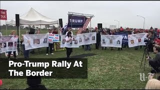 Pro-Trump Rally At Border Pt. II   San Diego Union-Tribune