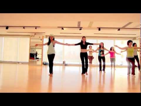 Bollywood Song Practice--aa Re Pritam Pyaare  Cwb Myoga(choreographed By Master Satya) video