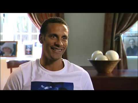 Nike - Rio Ferdinand V Roger Federer Video