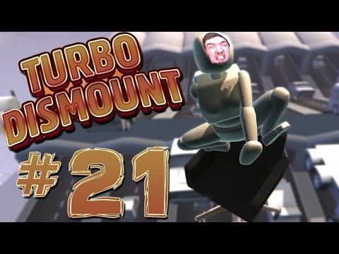 SUPER FUN BOOM TIMES | Turbo Dismount - Part 21