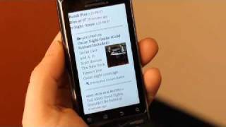 Video de Firefox 4 Mobile (para celulares)