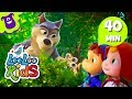 If Youre Happy and You Know It - Nursery Rhymes and Songs | LooLoo Kids