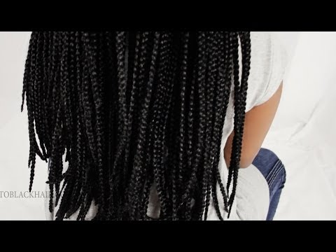 How Long Does It Take To Do Box Braids?