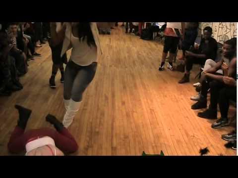 Ota Performance Niecy St Clair V S Courtney Ebony