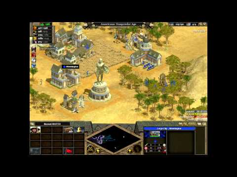 Let's Play Rise of Nations Multiplayer! Episode III: Yay, more of this game!