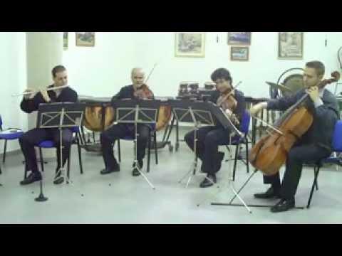 CUARTETO ARBA Albinoni Cuarteto op.7 nº 4, 1º Movto. Allegro
