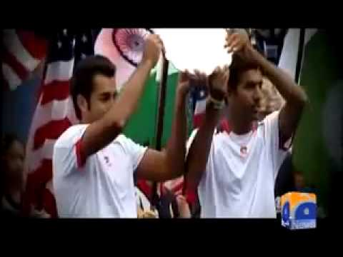 Humain Tumse Pyaar Hai By Jawad Ahmed (tribute To Pakistan Cricket Team ) video