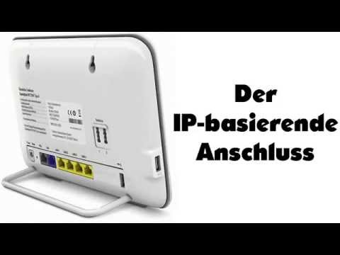 [TUT] Auf IP-Anschluss umstellen [DE   4K]