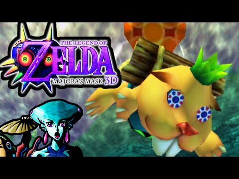 the legend of three races a For the legend of zelda: majora's mask 3d on the 3ds, a gamefaqs message board topic titled are the deku, goron, zora and gerudo races based on real-life races.