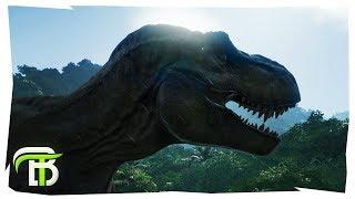 Jurassic World Evolution Gameplay #2 | RELEASING THE CARNIVORE
