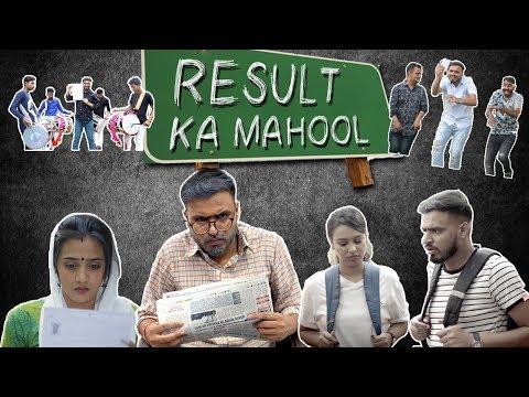 Result Ka Mahool - Amit Bhadana thumbnail