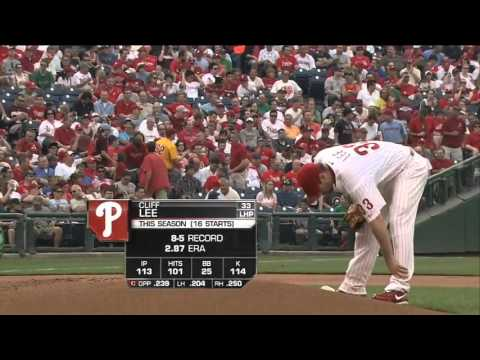 Cliff Lee Career Highlights/Tribute