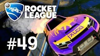 Rocket League | Max joaca fotbal cu masina | Episodul 49