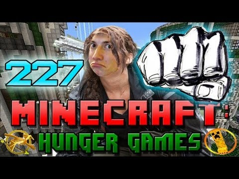 Minecraft: Hunger Games w Mitch Game 227 PUNCH