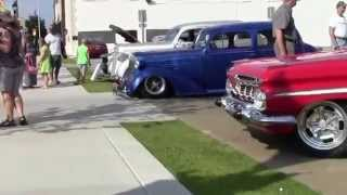 Decatur, Al. Bank Street Car Show Pt 2  June 6 2015