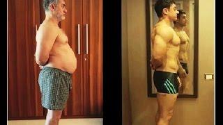 Aamir Khan ने video share करके बताया कैसे बने वो  'fat to fit' ,Dangal के लिए बढ़ाया था वजन