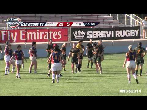 Women's Club DI Championships - Chicago Northshore vs. ORSU