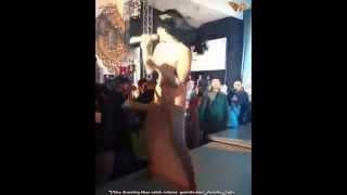 Dewi Persik Sexy Abiz Wowow Seolah Macam Tak Pakai Baju - Glutera Gathering At Malang Part 2