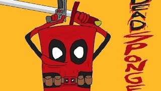 Bob Esponja DEADPOOL
