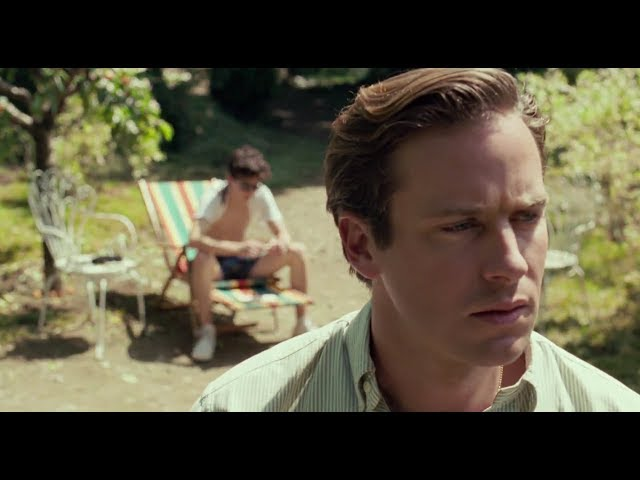 Call Me by Your Name - Official Trailer