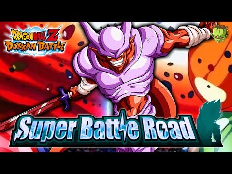 JANEMBA ES DIOS! MOVIE BOSSES SUPER BATTLE ROAD SOBRADISIMO | Dokkan Battle en Español