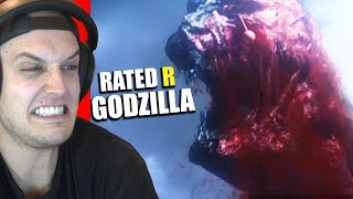 FINALLY! R-Rated BRUTAL Godzilla Short Film! (Reaction)