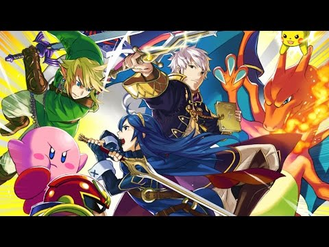Lucina and Robin Trailer Analyzed - Super Smash Bros. - Rewind Theater