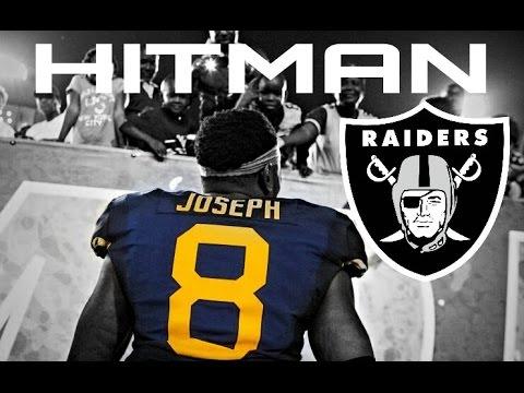 Karl Joseph 2016 Nfl Draft Oakland Raiders Hitman Hd